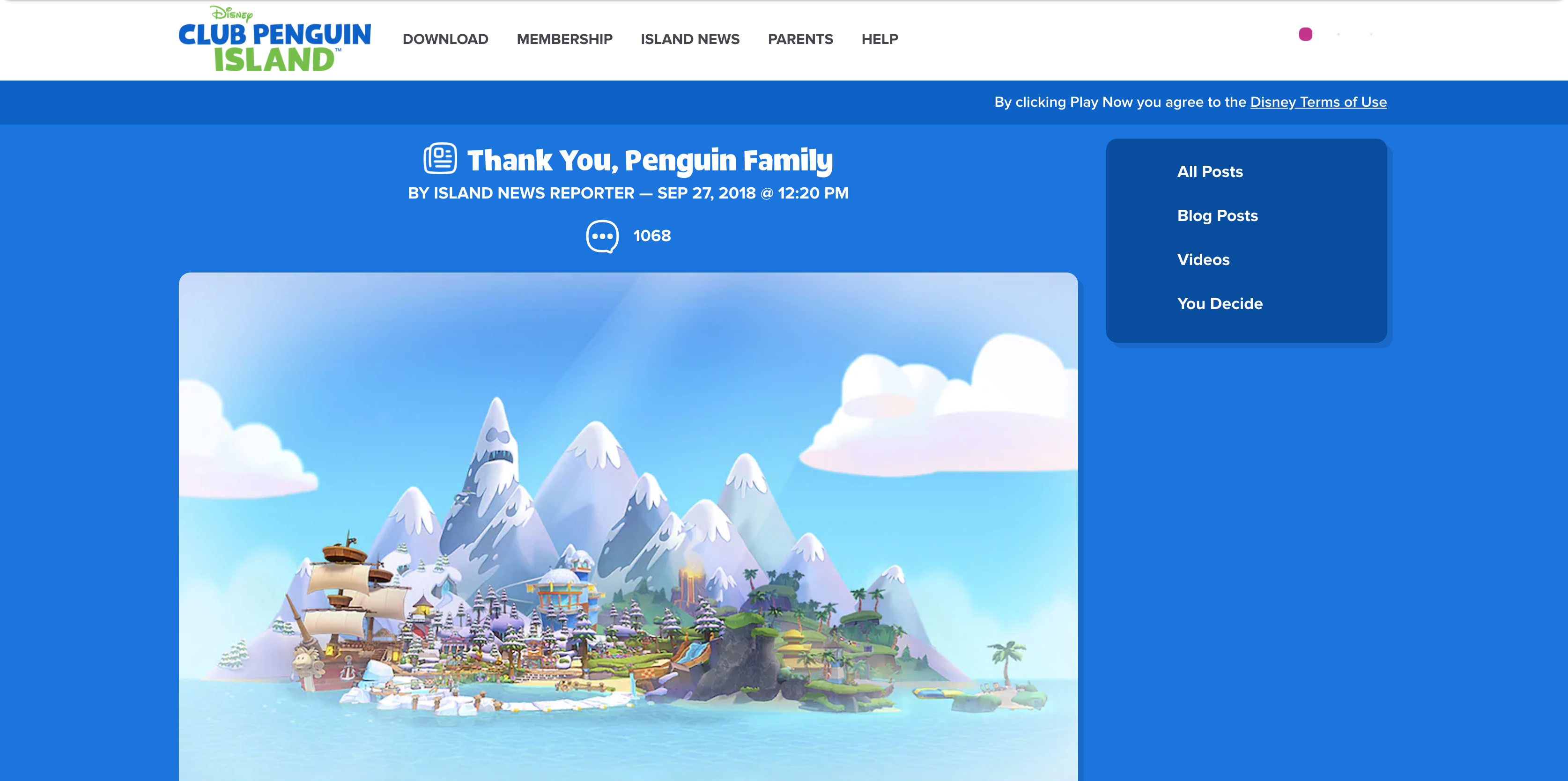Club Penguin Island developers laid off, game shut down